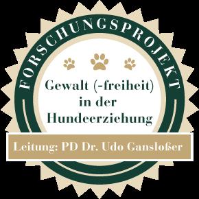 Forschungsprojekt Gewalt (-freiheit) in der Hundeerziehung